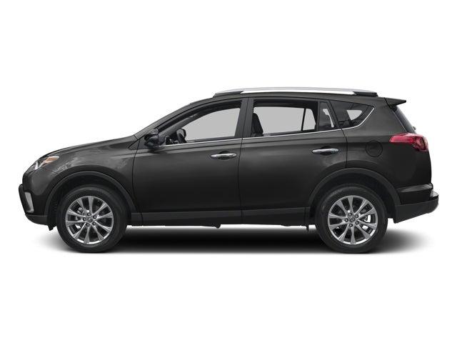2017 Toyota Rav4 Limited Awd Toyota Dealer Serving