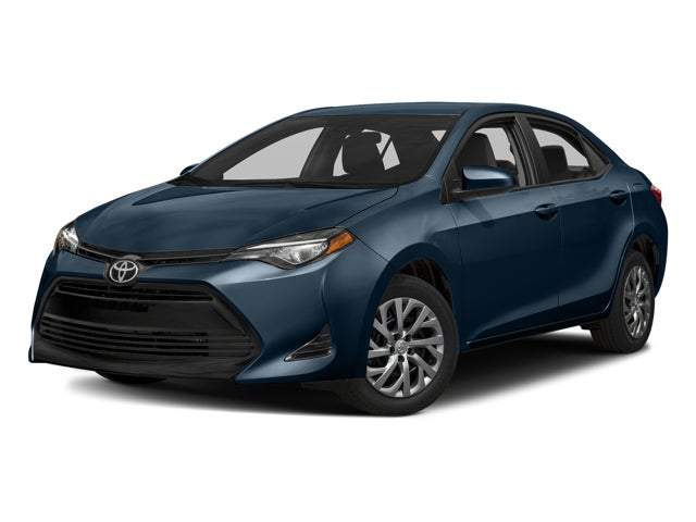 2018 Toyota Corolla LE CVT - Toyota dealer serving Westchester New ...