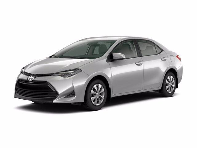 2019 Toyota Corolla Le Cvt Toyota Dealer Serving Westchester New