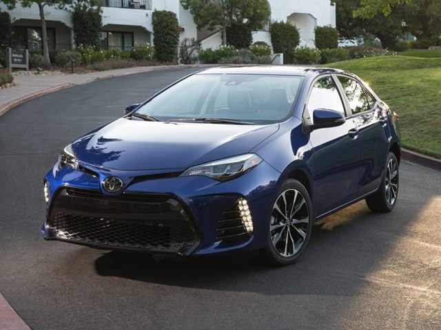 2019 Toyota Corolla Se Cvt Toyota Dealer Serving Westchester New