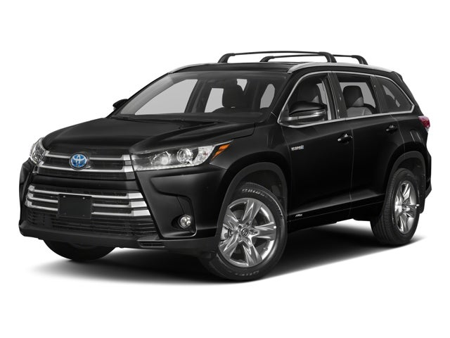 2017 Toyota Highlander Hybrid Limited Platinum In Westchester Ny