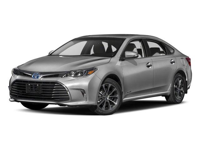 2018 Toyota Avalon Hybrid Xle Plus In Westchester Ny