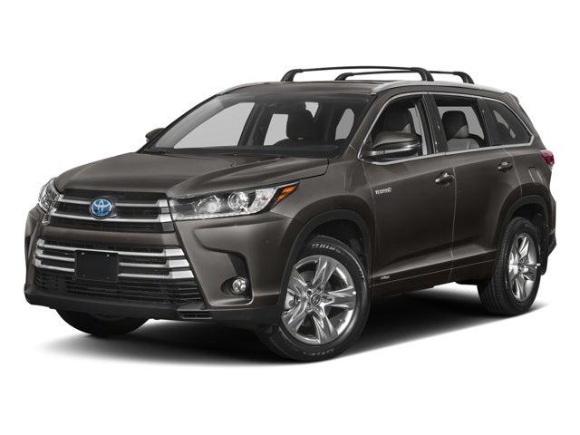 2018 Toyota Highlander Hybrid Xle In Westchester Ny