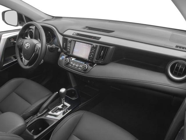 2017 Toyota Rav4 Hybrid Limited Awd In Westchester Ny