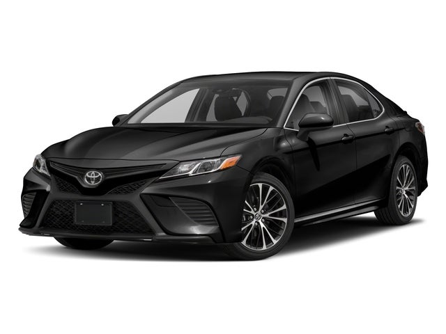 Attractive New 2018 Toyota Camry SE