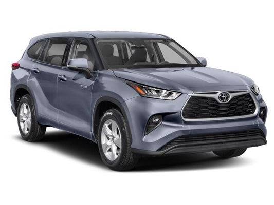 2020 Toyota Highlander Hybrid Xle Awd Toyota Dealer Serving Westchester New York New And Used Toyota Dealership Serving New Rochelle Bronx Yonkers New York