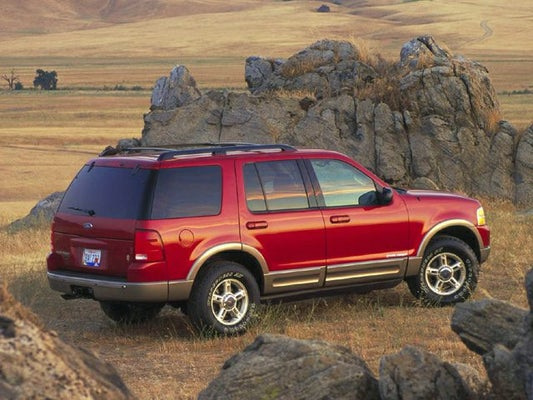 2002 Ford Explorer Limited In Westchester Ny Toyota